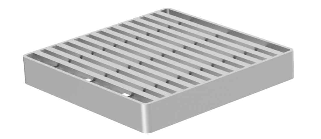 ACO Hygienic Heelsafe Grate