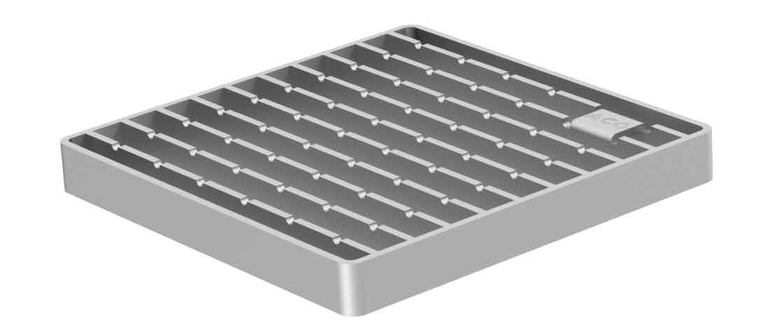 ACO Hygienic Ladder Grate