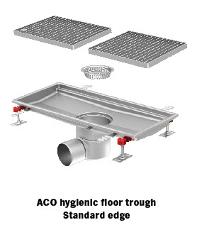 Floor Trough Fixed Solutions